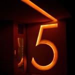 five neon