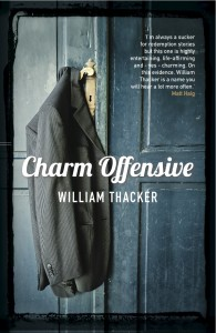 William Thacker Charm Offensive cover