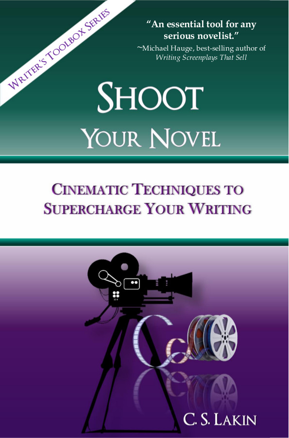 Shoot Your Novel