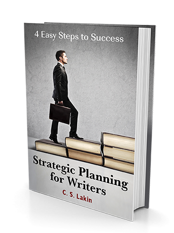 STRATEGIC PLANNING IN 4 EASY STEPS