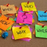 sticky notes questions