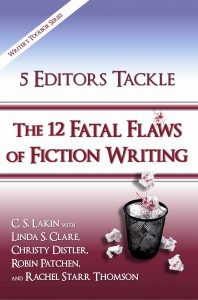 Fatal Flaws ebook cover
