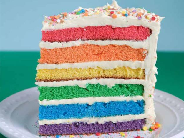 Plain Icecream Cake Nyc