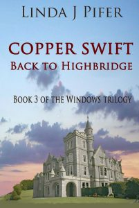 Copper Swift cover